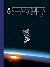 Couverture de la bande dessinée Shangri-la